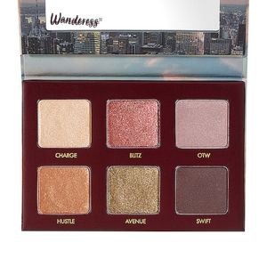 NIB Wanderdress Rush Eyeshadow Palette